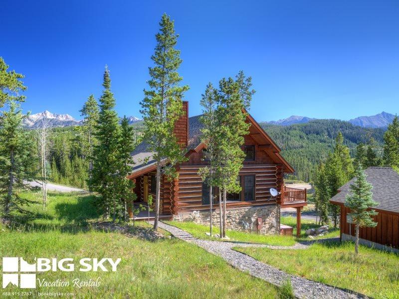 Big Sky Resort | Powder Ridge Cabin 4 Chief Gull - Image 1 - United States - rentals