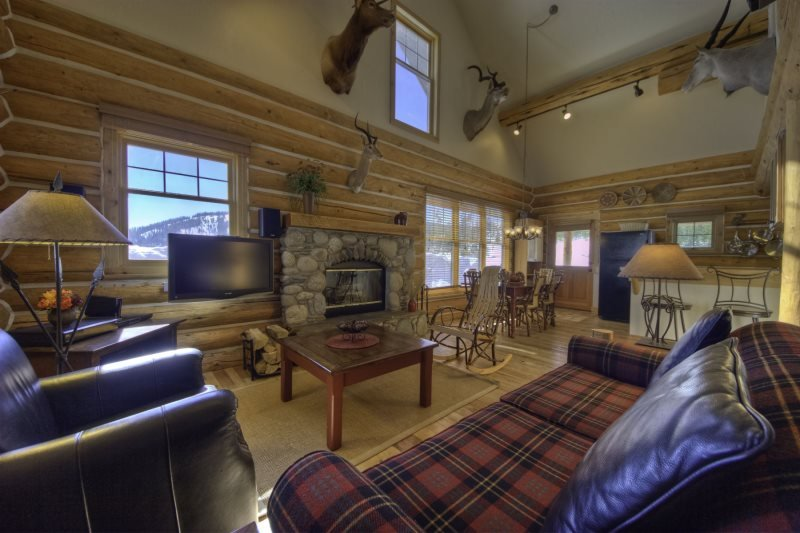 Big Sky Resort | Powder Ridge Cabin 1 Moose Ridge - Image 1 - Big Sky - rentals