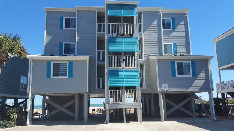 LUX VIEW! PLUSH! TIME TO BOOK B4 SUM RUSH! 5 STAR! - Image 1 - Surfside Beach - rentals
