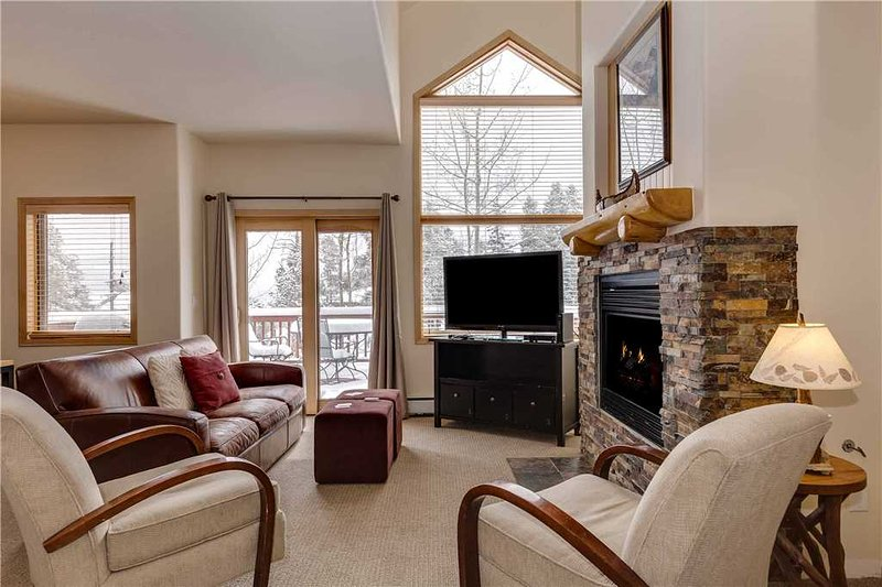 Pines 103 4 Bedroom Ski In/Out - Image 1 - Breckenridge - rentals