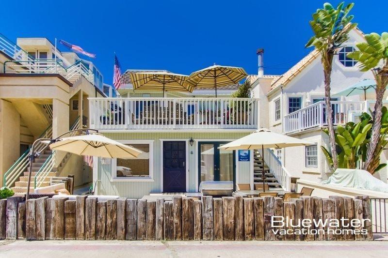 San Luis Rey I - South Mission Beach Vacation Rental - Image 1 - La Jolla - rentals