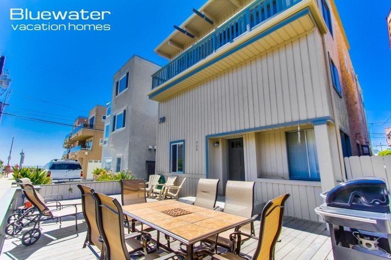Beachcomber II - South Mission Beach Vacation Rental - Image 1 - San Diego - rentals