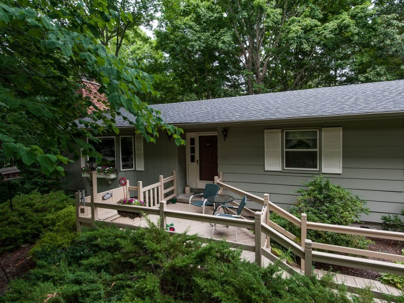 The WeeWood. Peaceful Woodland Retreat - Image 1 - South Haven - rentals