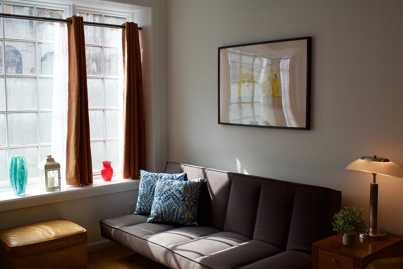East Village 2BR/2BA with private backyard! - Image 1 - New York City - rentals