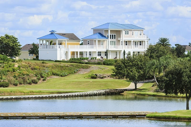 The Villa at Reunion | Truly Unique 4 Bed Villa with Phenomenal Sunset Golf - Image 1 - Kissimmee - rentals