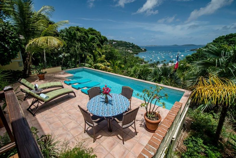 Sea Grass Cottage: Incredible Views! - Image 1 - Chocolate Hole - rentals