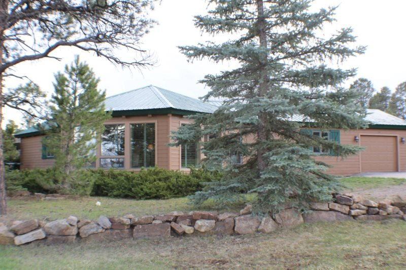 Emily Elizabeth is centrally located in the Pagosa Lakes and offers amazing - Image 1 - Pagosa Springs - rentals