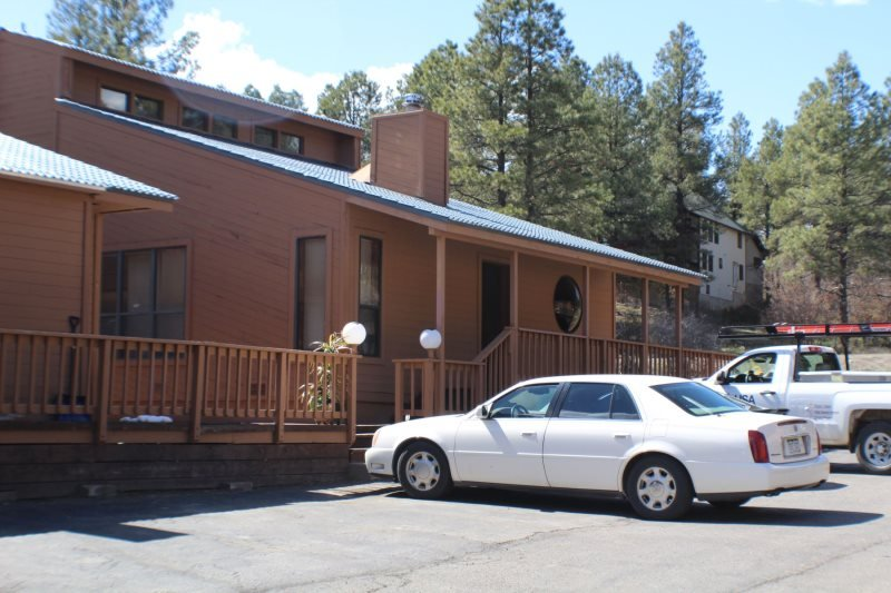 Timbers 3 is a cute and quiet vacation condo in Pagosa Springs. - Image 1 - Pagosa Springs - rentals