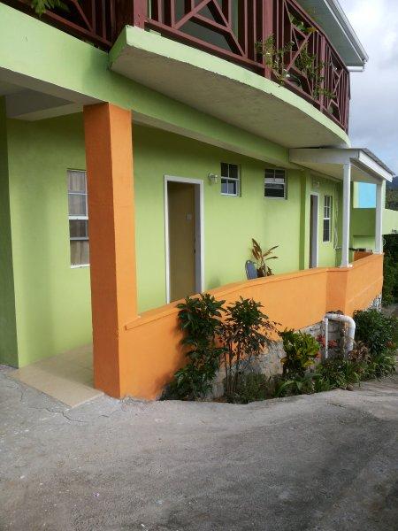 TROPICAL PARADISE VIEW  ( Cinnamon room #2) - Image 1 - Anse La Raye - rentals