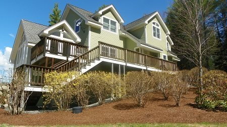 Luxury 4 Bedroom Private Home in the White Mountains of New Hampshire - Image 1 - Campton - rentals