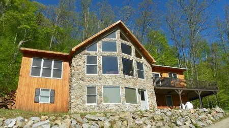 Private Waterville Estates 6 Bedroom Luxury Vacation Home in NH - Image 1 - Campton - rentals