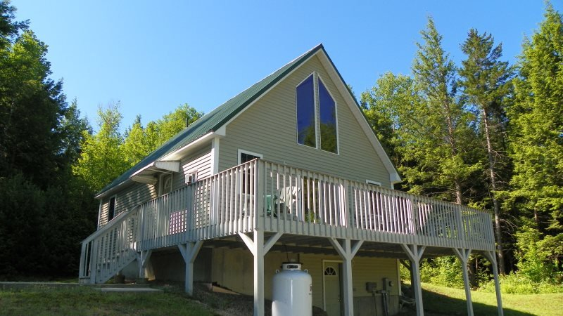 Private White Mountain Home with Fantastic Views! - Image 1 - Thornton - rentals