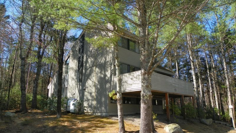 Private Waterville Valley 4 Bedroom Home close to Recreation Center - Image 1 - Waterville Valley - rentals