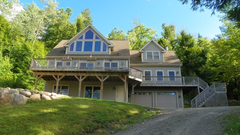 Luxury 4 bedroom home only 7 miles to Waterville Valley Resort! - Image 1 - Campton - rentals