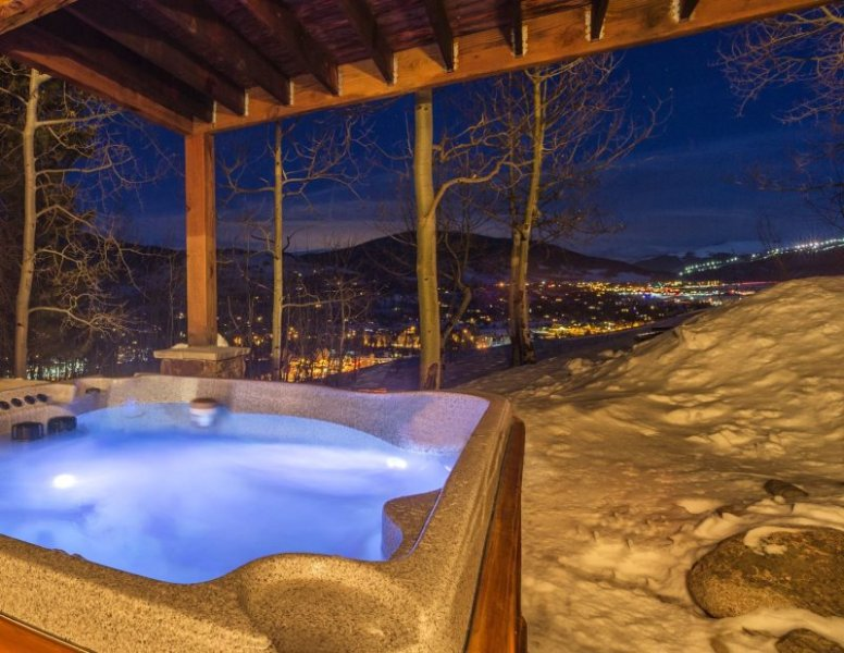 Aspen View Lodge - Amazing views, private setting and all new furnishings! - Image 1 - Silverthorne - rentals