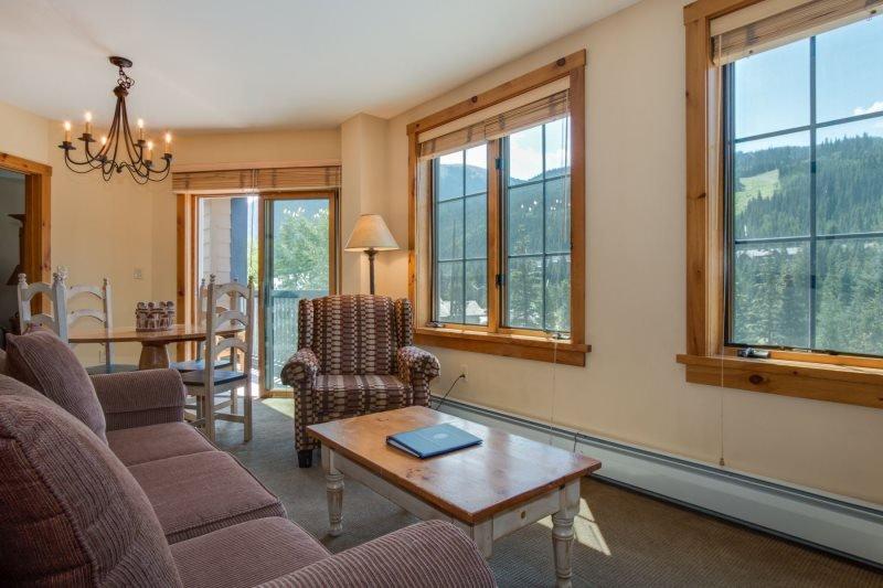 Dakota Lodge 8484 - Ski area views, King and Queen beds! - Image 1 - Keystone - rentals