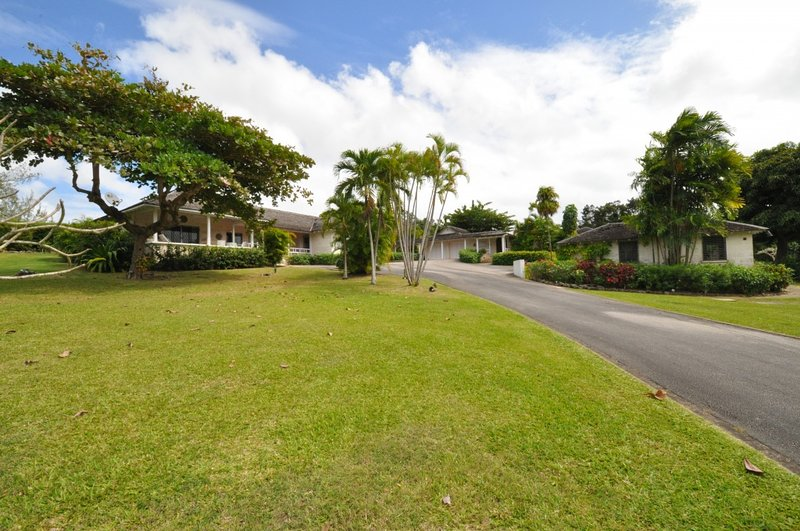 Cristalga, Sandy Lane, St. James, Barbados - Image 1 - Saint James - rentals