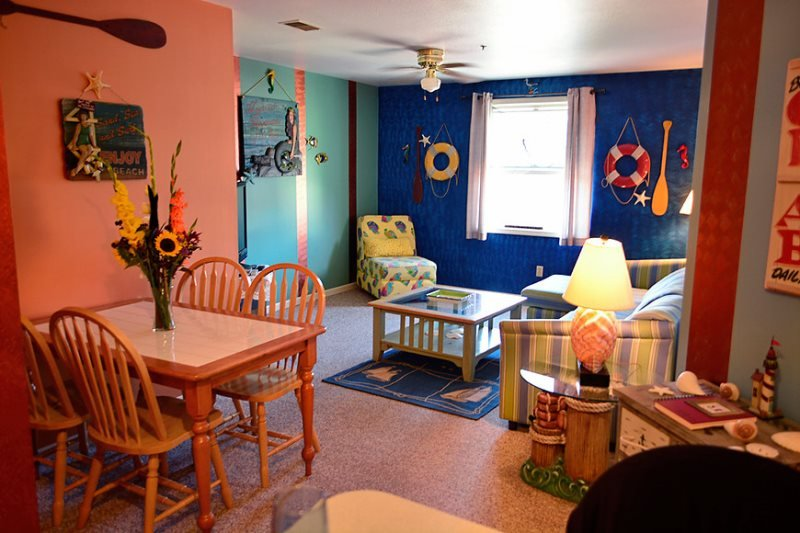 Captain`s Loft - Unit A - Image 1 - South Haven - rentals
