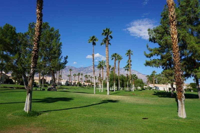 THREE BEDROOM VILLA WITH SPECTACULAR VIEWS - V3CER - Image 1 - Greater Palm Springs - rentals