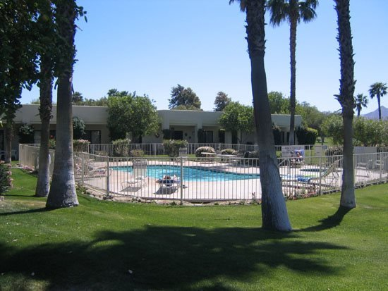 ONE BEDROOM CONDO ON TAOS CT - 1CCHU - Image 1 - Palm Springs - rentals