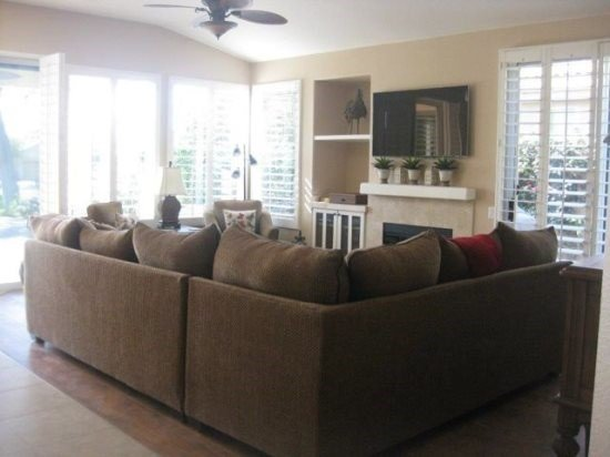 GORGEOUS THREE BEDROOM VILLA WITH PRIVATE POOL & SPECTACULAR VIEWS ON CIELO - Image 1 - Greater Palm Springs - rentals