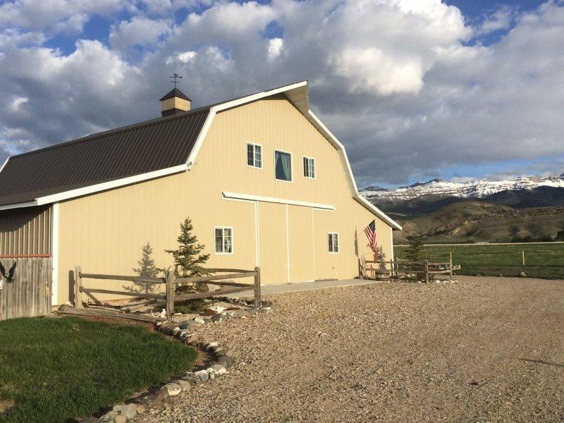 Castle Rock Barn House - Image 1 - Cody - rentals