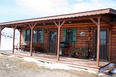 Stargazer Bunkhouse - Image 1 - Cody - rentals