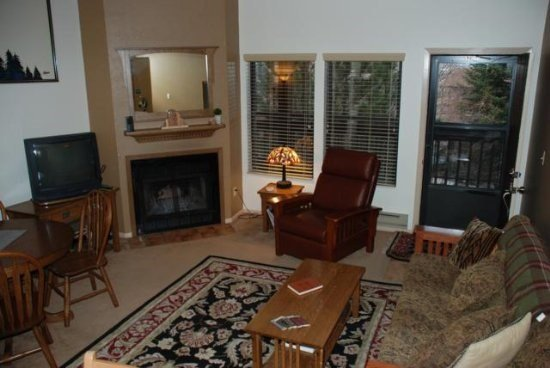A Wolf Lodge vacation rental in charming Eden and the Greatest Snow on Earth - Image 1 - Eden - rentals