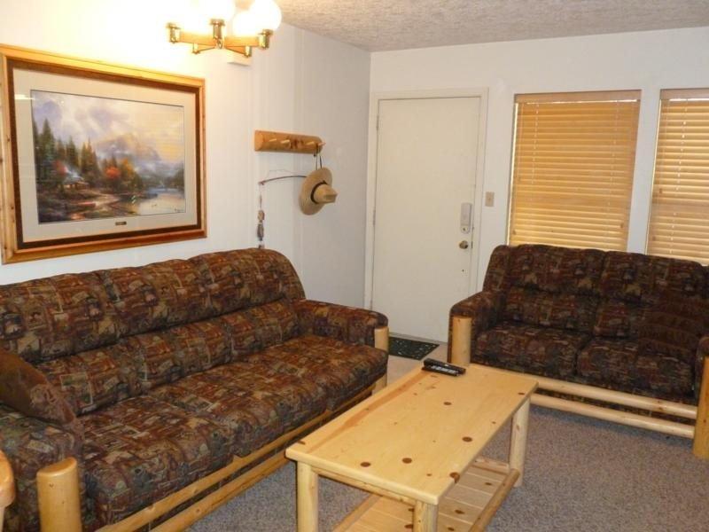 1 BR Vacation Condo Near Powder Mountain and Snowbasin - Image 1 - Eden - rentals