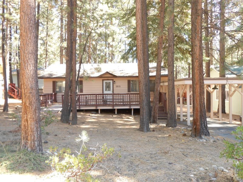 1915B-Cute cabin in the tall pines - Image 1 - South Lake Tahoe - rentals