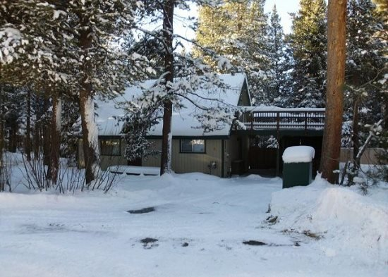 1207S-Woodsy cabin with fenced backyard, close to skiing and trail access - Image 1 - South Lake Tahoe - rentals