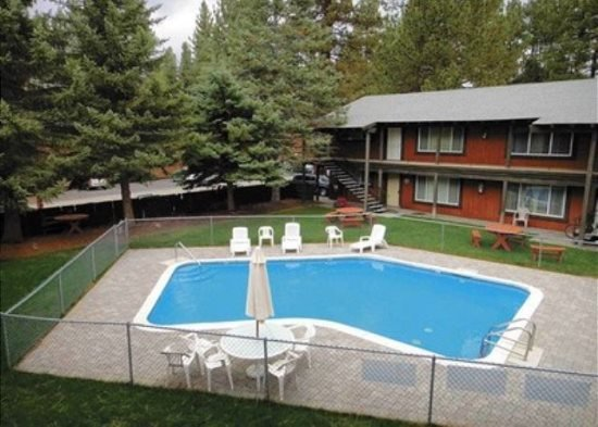 3604T-Quiet condo complex with a summer pool, walk to restaurants, half block - Image 1 - South Lake Tahoe - rentals