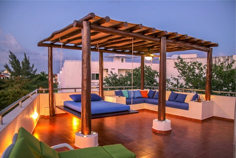 Great 2 Bedroom Penthouse in the heart of Playa del Carmen - Image 1 - Playa del Carmen - rentals