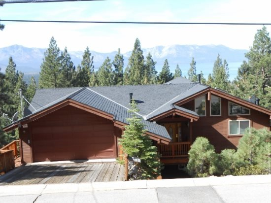 4027C-Huge Mountain Home with Lake Views&#59; Heavenly, Casinos and Heavenly - Image 1 - South Lake Tahoe - rentals