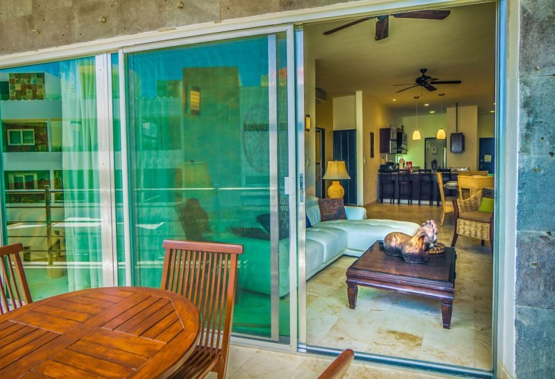 Perfect Location at Mamitas Beach - Image 1 - Riviera Maya - rentals