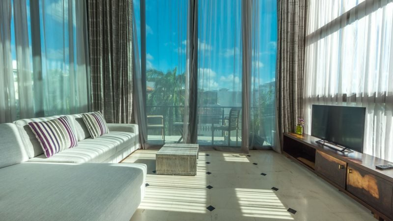Stunning views from a contemporary Penthouse in Playa del Carmen - Image 1 - Riviera Maya - rentals