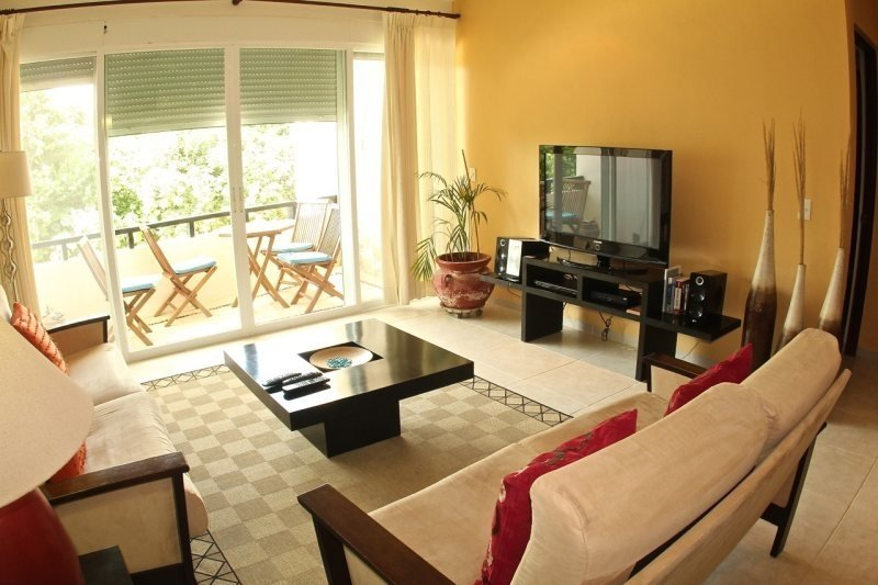 2nd Floor unit at Meridian with private Terrace - Image 1 - Playa del Carmen - rentals