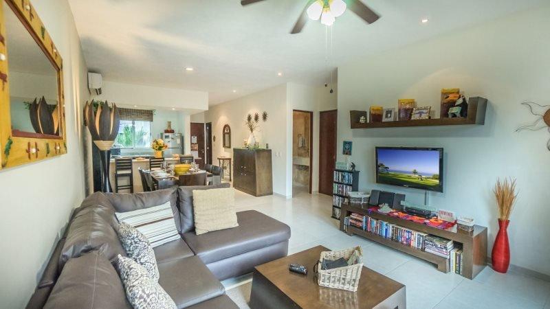 2 Bedroom Penthouse Condo at Coco Beach - Image 1 - Riviera Maya - rentals
