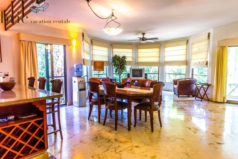 Beautiful Views and Huge Windows in this exquisite 2 bedroom Home - Image 1 - Playa del Carmen - rentals