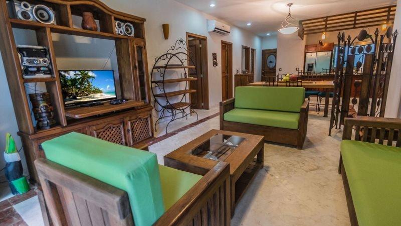 3 Bedroom with Playacar Golf Course view at Paseo del Sol - Image 1 - Playa del Carmen - rentals