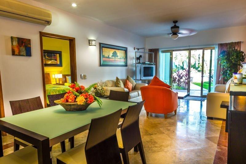 3 Bedroom Ground Floor at Paseo Del Sol! - Image 1 - Playa del Carmen - rentals