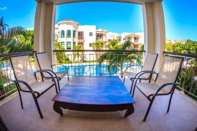 3 Bedroom Family condo at Paseo Del Sol - Image 1 - Playa del Carmen - rentals