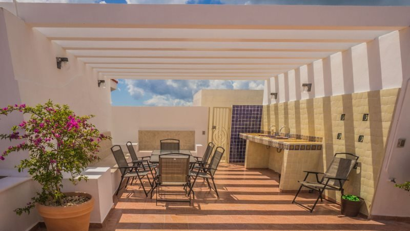 Penthouse property with 3 Bedrooms at Paseo Del Sol - Image 1 - Playa del Carmen - rentals