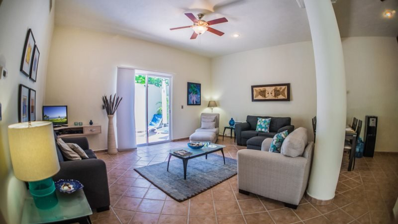 Very Private 2 bedroom just off of 5th Avenue! - Image 1 - Playa del Carmen - rentals