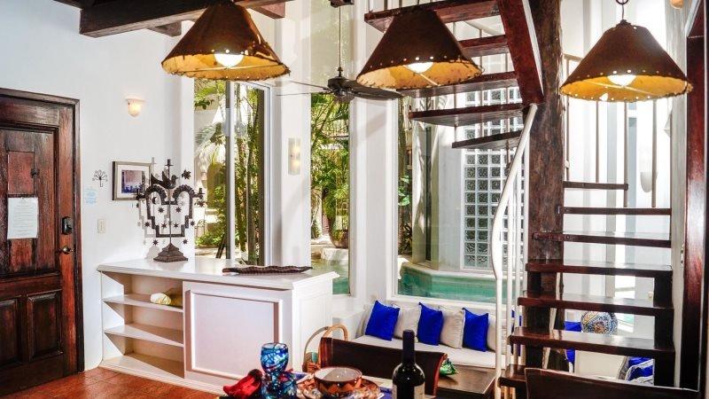 Stunning one bedroom loft - Image 1 - Playa del Carmen - rentals