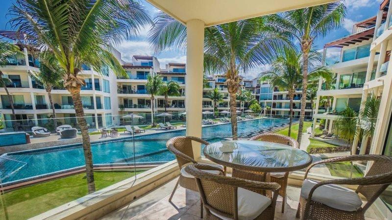Ocean View Condo at The Elements - 2 Bedrooms - Image 1 - Riviera Maya - rentals