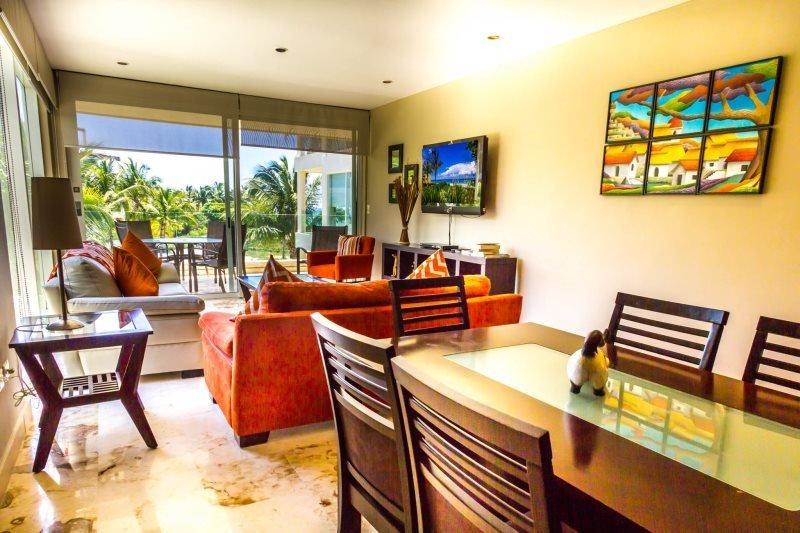 3rd Floor Home with great Beach and Ocean Views - Image 1 - Riviera Maya - rentals