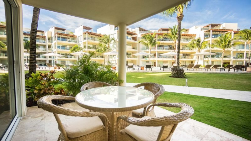 Ground Floor Private Condo at The Elements - Image 1 - Riviera Maya - rentals