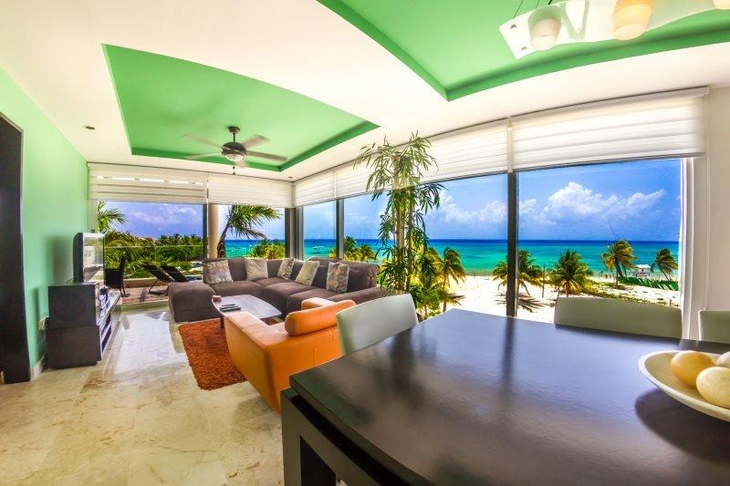 Amazing El Presidente Penthouse * The Elements - Image 1 - Riviera Maya - rentals