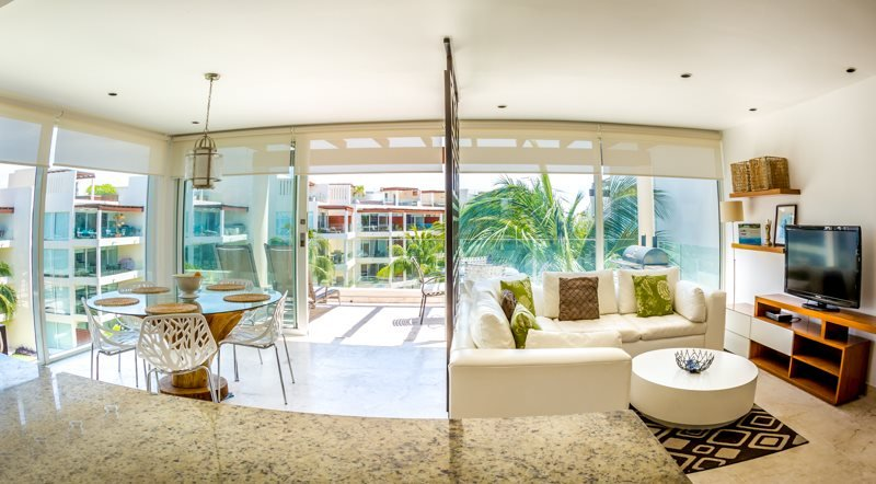 Ocean View Penthouse at The Elements PH5 - Image 1 - Riviera Maya - rentals